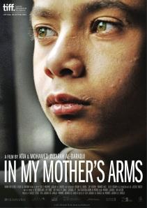 En los brazos de mi madre